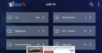 Gato Tv imagen 5 Thumbnail