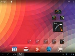 Gauge Battery Widget image 1 Thumbnail