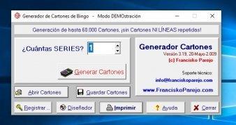 Generador Cartones Bingo imagen 5 Thumbnail
