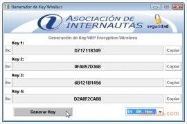 Generador de Key Wireless imagen 1 Thumbnail