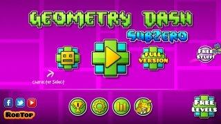 Geometry Dash SubZero imagen 1 Thumbnail