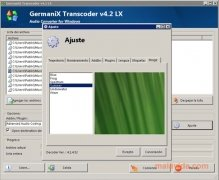 GermaniX Transcoder imagen 2 Thumbnail
