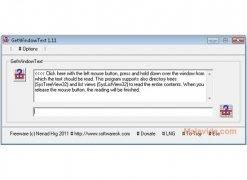 GetWindowText imagen 1 Thumbnail