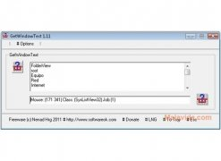 GetWindowText Изображение 2 Thumbnail