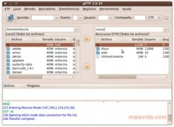 gFTP image 1 Thumbnail