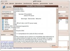 gFTP image 4 Thumbnail