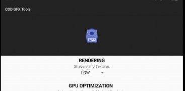 GFX Tool para COD Mobile imagem 6 Thumbnail
