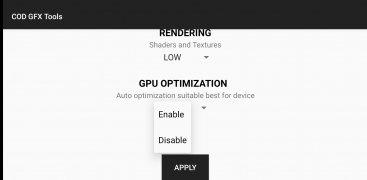 GFX Tool para COD Mobile imagem 8 Thumbnail