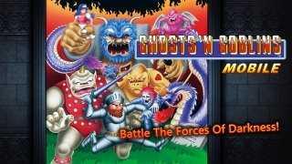 Ghosts'n Goblins Изображение 1 Thumbnail