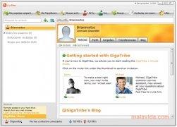 GigaTribe immagine 1 Thumbnail
