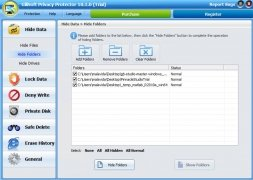 Gilisoft Privacy Protector imagem 2 Thumbnail