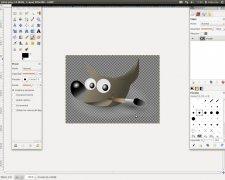 GIMP imagen 1 Thumbnail