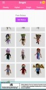 Girl Skins for Roblox image 11 Thumbnail