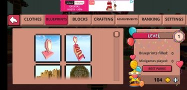Girls Theme Park Craft imagen 8 Thumbnail