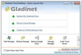 Gladinet Изображение 1 Thumbnail