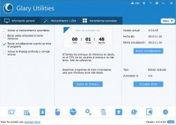 Glary Utilities  5.18.0.31 Español imagen 1