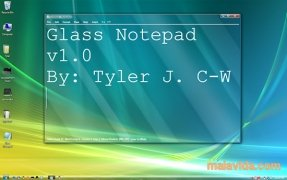 Glass Notepad immagine 1 Thumbnail