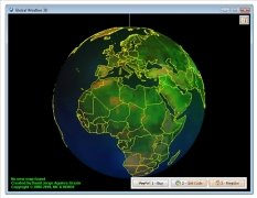 Global Weather 3D imagen 1 Thumbnail