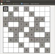 GNOME Sudoku imagen 1 Thumbnail