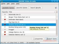 Gnome Video Arcade imagen 1 Thumbnail