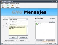 GNU Mensajes imagen 1 Thumbnail