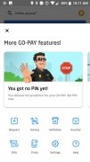GO-JEK - Ojek Taxi Booking, Delivery and Payment imagen 4 Thumbnail