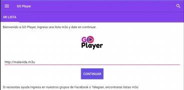 GO Player imagen 1 Thumbnail