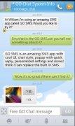 GO SMS immagine 1 Thumbnail