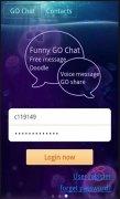 GO SMS imagem 5 Thumbnail