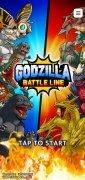 Godzilla Battle Line imagem 2 Thumbnail
