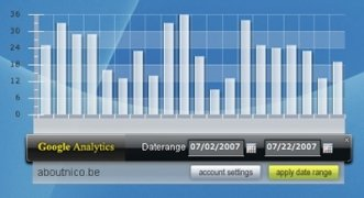 Google Analytics Air imagen 2 Thumbnail