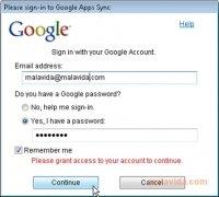 Google Apps Sync image 1 Thumbnail
