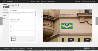 Google Art Project imagem 6 Thumbnail