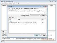 Google Book Downloader  0.6.9 Beta imagen 1