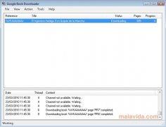 Google Book Downloader  0.6.9 Beta imagen 2