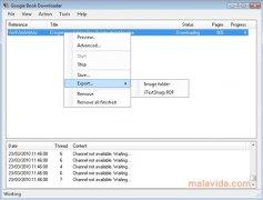 Google Book Downloader  0.6.9 Beta imagen 4