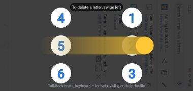 Google BrailleBack imagem 6 Thumbnail