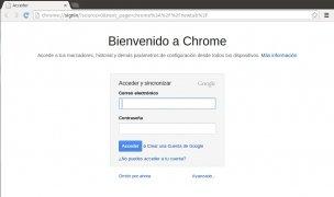 Google Chrome  44.0.2403.107 Español imagen 2