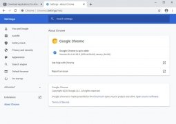 Google Chrome Canary bild 2 Thumbnail