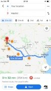 Google Maps - Navegación y tránsito imagen 5 Thumbnail