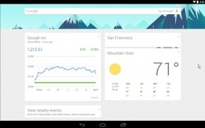 Google Now Launcher image 2 Thumbnail