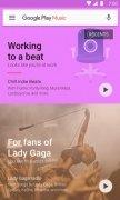 Google Play Music Изображение 1 Thumbnail