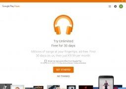 Google Play Music imagem 2 Thumbnail