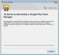 Google Play Music Manager bild 1 Thumbnail