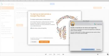 Google Play Music Manager imagen 4 Thumbnail