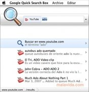 Google Quick Search Box Изображение 3 Thumbnail
