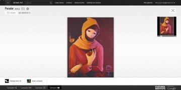 Google Street Art Project Изображение 5 Thumbnail