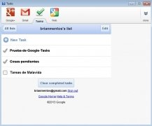 Google Tasks Изображение 4 Thumbnail