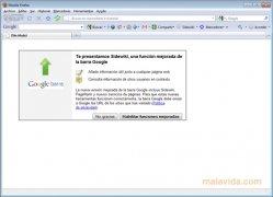Google Toolbar Firefox  7.1.20110512W Beta Español imagen 2