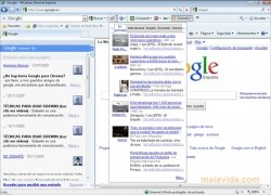 Google Toolbar Internet Explorer Изображение 1 Thumbnail